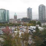 View Sandman Hotel Vancouver City Center