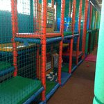 On site soft play