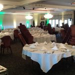 Ahman Green VIP Party Setup