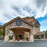 Photo de BEST WESTERN PLUS CottonTree Inn