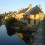 Photo de BEST WESTERN Le Moulin de Ducey