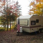 Foto di Old Forge Camping Resort