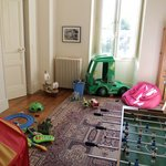 fun the in the indoor play room