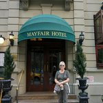 Foto van Mayfair Hotel