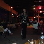 Elvis at Stamatis