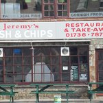 Good chippy opposite the hotel