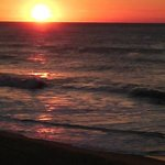 Sunrise - Ocean Surf October, 2014