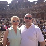 Day out at Colosseum