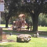 One of several playgrounds