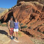 The Paynes at Red Rock Canyon