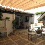 Patio Interior La Graja