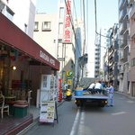 Sakura Hotel Jimbocho: Good location, good staff but room is just standard