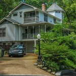 Arsenic & Old Lace B&B, Eureka Springs, AR
