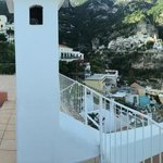 Panoramic view from Funny Room terrace