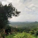 View from Edakkal caves
