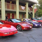 Corvette Weekend at The Lodge