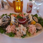 The Tides Seafood Appetizer