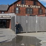 The Kalona Cheese House