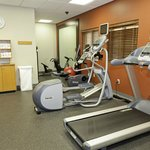 Fitness Center with Premium Equipment