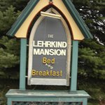 Φωτογραφία: Bozeman's Lehrkind Mansion Bed and Breakfast