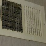 Air Vent in Bedroom