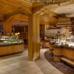 Buffet im Restaurant Hebelstube