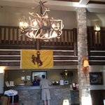 صورة فوتوغرافية لـ ‪AmericInn Lodge & Suites Laramie - University of Wyoming‬