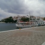Skiathos Town Old Port