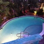 Boardwalk Hotel pool