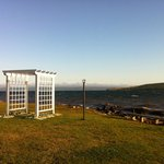The waterfront - Bras D'Or