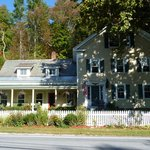 Φωτογραφία: The Ira Allen House Bed and Breakfast