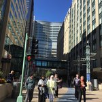 Beautiful October day in Rochester: Mayo Clinic