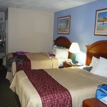 Foto di Red Roof Inn Galveston - Beachfront/Convention Center
