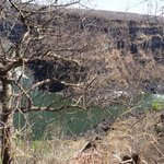 Beautiful view of Batoka gorge