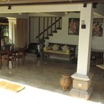 Villa Cempaka Dining / Living Area