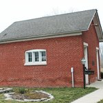 Outbuilding: Once used as a morgue but now an exhibit of a mid 1900's era doctor's office