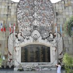 Tribute to the bali bombing in 2002