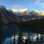 Moraine Lake Lodge Foto