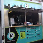 Koi Fusion food cart N. Mississippi