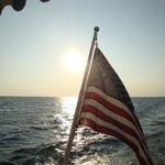 Captain Anderson's Sunset Cruise August, 2014.