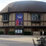 Old Globe Theatre - Saw the Play Bright Star - Balboa Park, San Diego, Ca