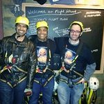 Us After The Zip Lining!!!