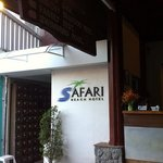 Foto de Safari Beach Hotel