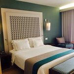 Refurbished room 204 at hotel Oriental praira de rocha