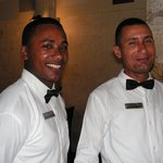 Wilder & Antonio, d'excellents serveurs