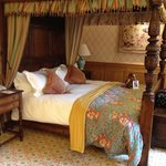 Fabulous sumptuous bed!