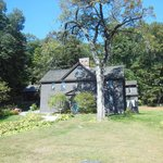 Another view of Louisa May Alcott's Orchard House