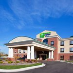 Foto de Holiday Inn Express Hotel & Suites Bay City