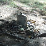 Thoreau's Grave at Sleepy Hollow Cemetery is simply done