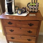 Coffee Maker in Vail Suite